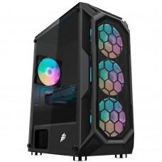 Компьютерный корпус 1STPLAYER FIREBASE X6 X6-3G6P-1G6