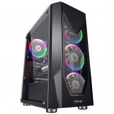 Компьютерный корпус 1stPlayer D5 Black