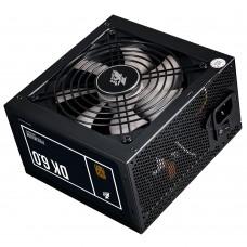 Блок питания 1stPlayer DK Premium 80+ Bronze PS-600AX, Non Modular