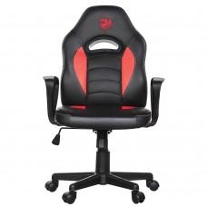 Кресло компьютерное игровое 2E GC21 Black / Red