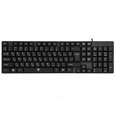 Клавиатура 2E KS106 USB Black