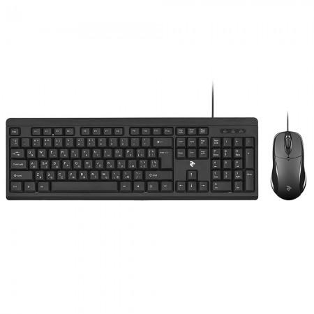 Клавиатура и мышь 2E MK401UB