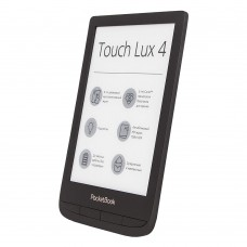Электронная книга PocketBook 627 Gift Edition Touch Lux 4 Black