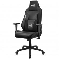 Кресло компьютерное игровое AeroCool Admiral Black