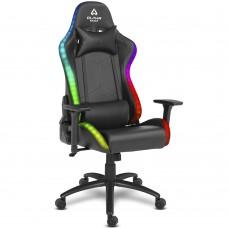 Кресло компьютерное игровое Alpha Gamer Cygnus RGB