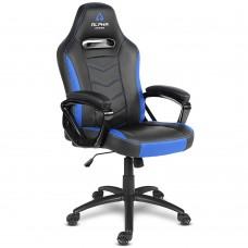 Кресло компьютерное игровое Alpha Gamer Kappa Black-Blue