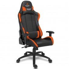 Кресло компьютерное игровое Alpha Gamer Vega Black-Orange