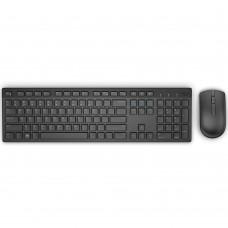 Клавиатура и мышь Dell KM636 Wireless Black