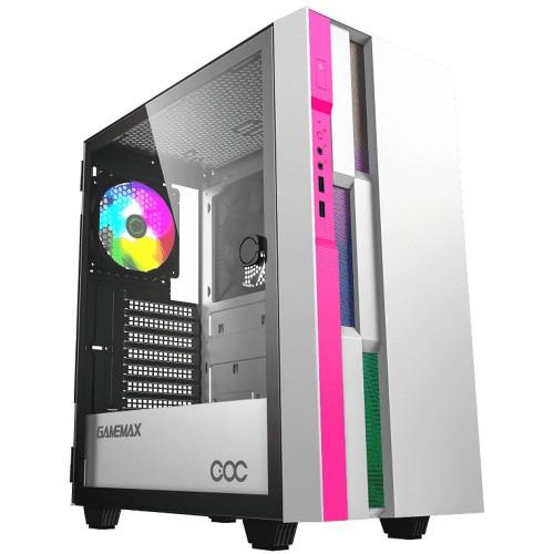 Компьютерный корпус Gamemax Brufen C3 White
