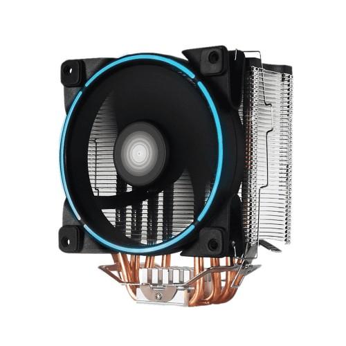 Кулер для процессора Gamemax Gamma 500 Blue/Red