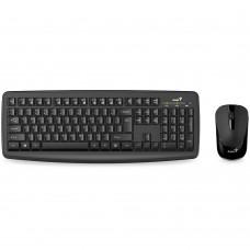 Клавиатура и мышь Genius KM 8100