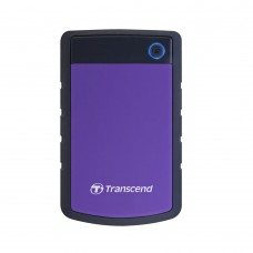 Внешний HDD Transcend StoreJet 25H3P 1 ТБ