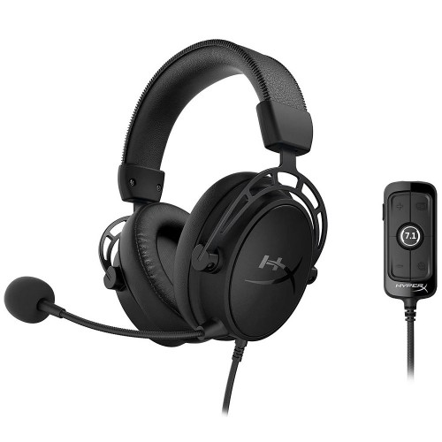 Наушники HyperX Cloud Alpha S Black