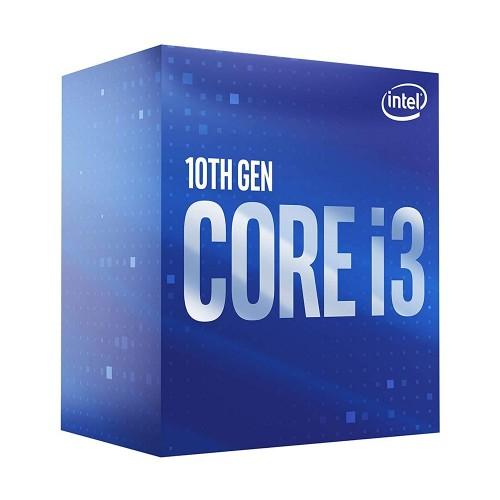 Процессор Intel Core i3 10100 3,6 GHz, 6M, LGA1200