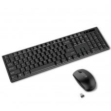 Клавиатура и мышь Metoo C20 Combo Wireless