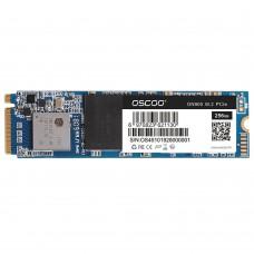 Твердотельный накопитель Oscoo m.2 Nvme 256GB SSD