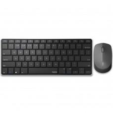 Клавиатура и мышь Rapoo 9000M
