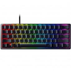 Клавиатура Razer Huntsman Mini Mercury Edition, Purple Switch, Black