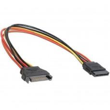 Удлинитель кабеля питания SATA