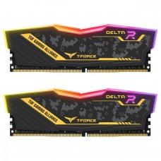 Оперативная память TeamGroup T-Force Delta TUF RGB DDR4 16gb (2x8gb) 3200Mhz