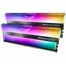Оперативная память TeamGroup T-Force Extreem ARGB DDR4 16gb (2x8gb) 3200Mhz
