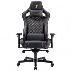Кресло компьютерное игровое Tesoro Zone X F750 Black