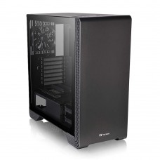 Компьютерный корпус Thermaltake S300 TG Black