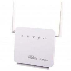 Wi Fi роутер 4G LTE беспроводной со слотом для SIM-карты