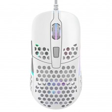 Мышь Xtrfy M42 RGB USB White