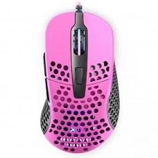 Мышь Xtrfy M4 RGB Pink