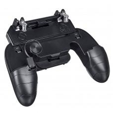 Игровой контроллер K11 5в1  для смартфонов. Геймпад джойстик для мобильных игр (PUBG, Fortnite)