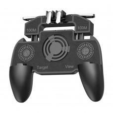 Игровой контроллер K20 для смартфонов. Геймпад джойстик для мобильных игр (PUBG, Fortnite)