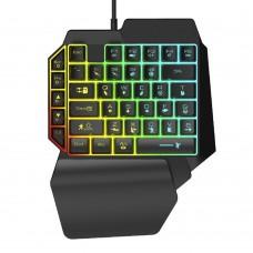 Клавиатура для смартфонов F6. Игровая клавиатура для мобильных игр (PUBG, Fortnite, Call of Duty)