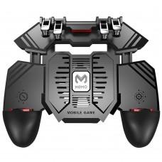 Игровой контроллер AK77 4000 mAh с батарейкой для смартфонов. Геймпад джойстик для мобильных игр (PUBG, Fortnite)