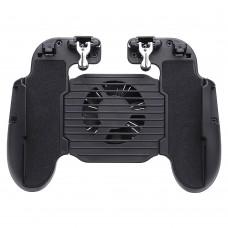 Игровой контроллер H5 проводной для смартфонов. Геймпад джойстик для мобильных игр (PUBG, Fortnite)