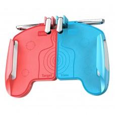 Игровой контроллер K18 для смартфонов. Геймпад джойстик для мобильных игр (PUBG, Fortnite)