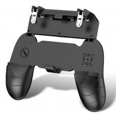 Игровой контроллер W18 для смартфонов. Геймпад джойстик для мобильных игр (PUBG, Fortnite)