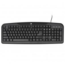 Клавиатура 2E KS101 USB Black