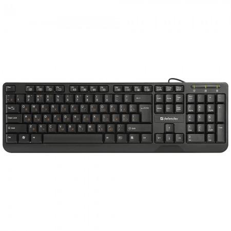 Клавиатура Defender OfficeMate HM 710