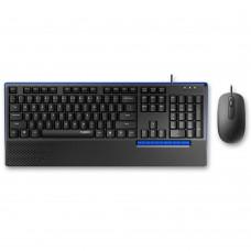 Клавиатура и мышь Rapoo NX 2000