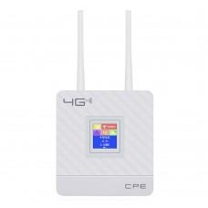 Wi Fi роутер CPE 4G беспроводной со слотом для SIM-карты