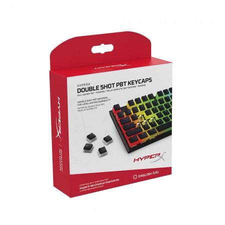 Набор игровых клавиш HyperX Double Shot PBT Keycaps