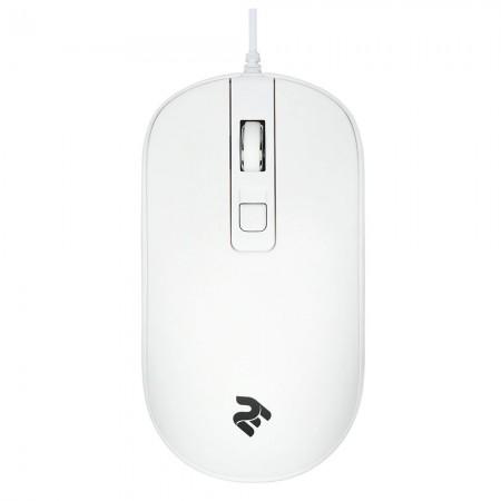 Мышь 2E MF110 USB White