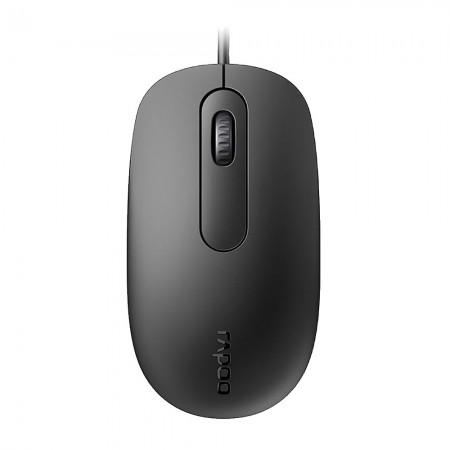 Мышь RAPOO N200 Чёрный