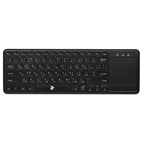 Клавиатура с тачпадом 2E KT100 WL