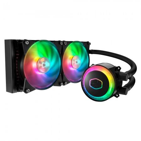 Кулер для процессора Cooler Master MasterLiquid ML240R RGB