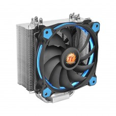 Кулер для процессора Thermaltake Riing Silent 12 150W Blue / Red