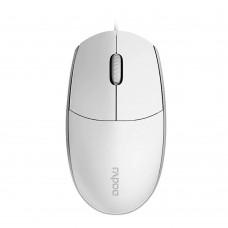 Мышь RAPOO N100 Белый