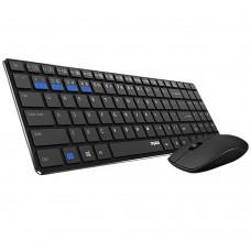 Клавиатура и мышь Rapoo 9300M Wireless